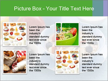 Healthy breakfast PowerPoint Template - Slide 14
