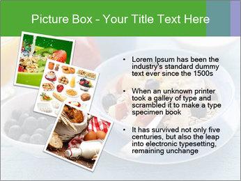 Healthy breakfast PowerPoint Template - Slide 17