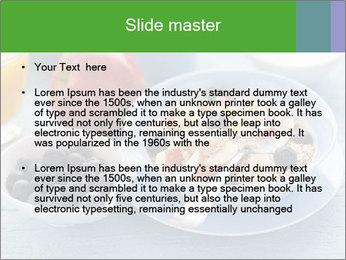 Healthy breakfast PowerPoint Template - Slide 2