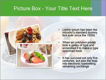 Healthy breakfast PowerPoint Template - Slide 20