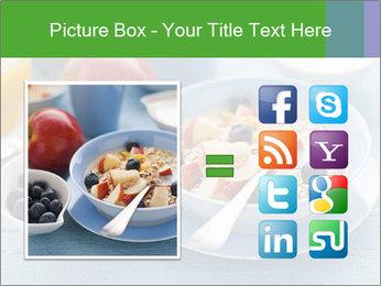 Healthy breakfast PowerPoint Template - Slide 21