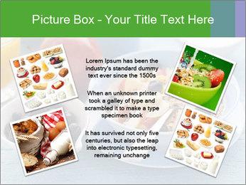 Healthy breakfast PowerPoint Template - Slide 24