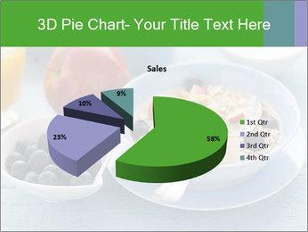 Healthy breakfast PowerPoint Template - Slide 35