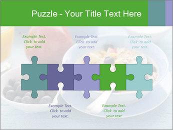 Healthy breakfast PowerPoint Template - Slide 41