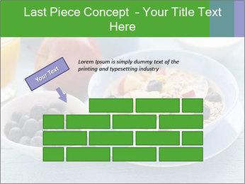 Healthy breakfast PowerPoint Template - Slide 46