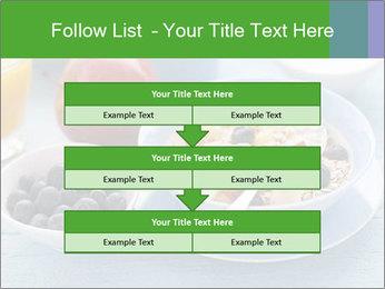 Healthy breakfast PowerPoint Template - Slide 60