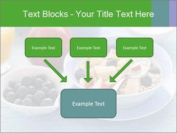 Healthy breakfast PowerPoint Template - Slide 70