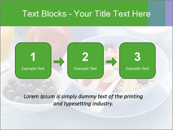 Healthy breakfast PowerPoint Template - Slide 71