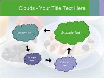 Healthy breakfast PowerPoint Template - Slide 72