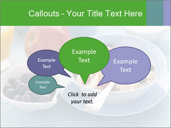 Healthy breakfast PowerPoint Template - Slide 73