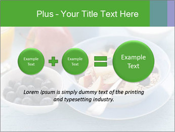 Healthy breakfast PowerPoint Template - Slide 75