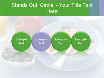 Healthy breakfast PowerPoint Template - Slide 76