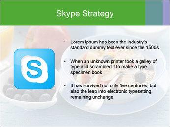 Healthy breakfast PowerPoint Template - Slide 8
