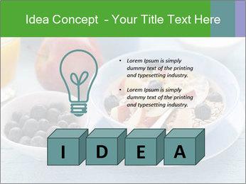 Healthy breakfast PowerPoint Template - Slide 80