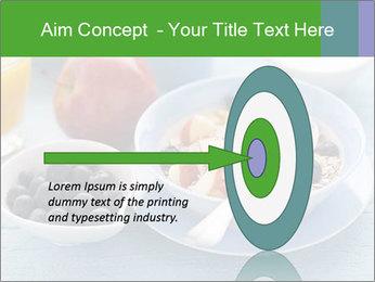Healthy breakfast PowerPoint Template - Slide 83