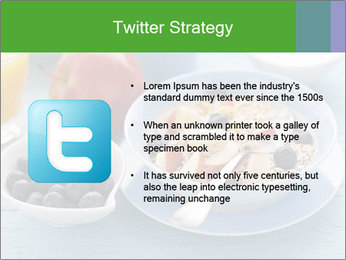Healthy breakfast PowerPoint Template - Slide 9