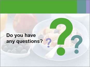Healthy breakfast PowerPoint Template - Slide 96
