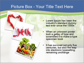 Green parsley PowerPoint Templates - Slide 17