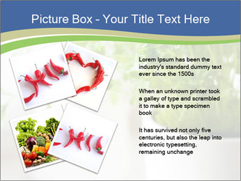 Green parsley PowerPoint Templates - Slide 23