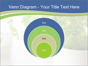 Green parsley PowerPoint Templates - Slide 34