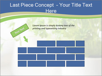 Green parsley PowerPoint Templates - Slide 46