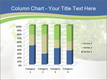 Green parsley PowerPoint Templates - Slide 50