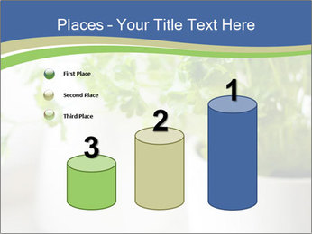 Green parsley PowerPoint Templates - Slide 65