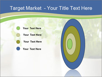 Green parsley PowerPoint Templates - Slide 84