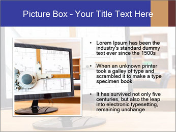 Computer monitor PowerPoint Template - Slide 13