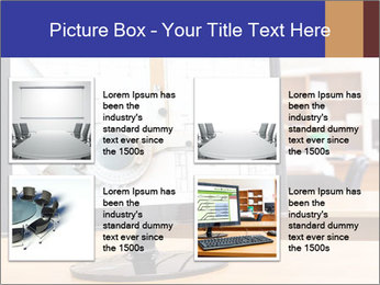 Computer monitor PowerPoint Template - Slide 14