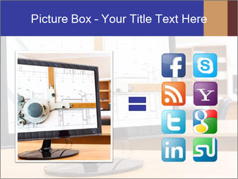 Computer monitor PowerPoint Template - Slide 21