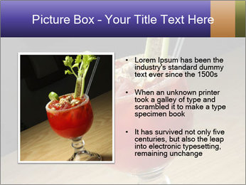 Cocktail drink PowerPoint Templates - Slide 13