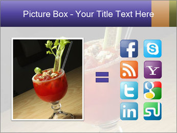 Cocktail drink PowerPoint Templates - Slide 21