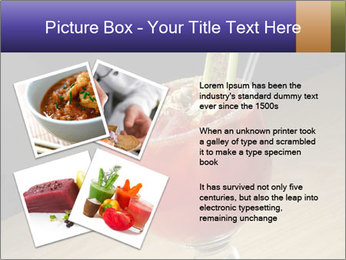Cocktail drink PowerPoint Templates - Slide 23