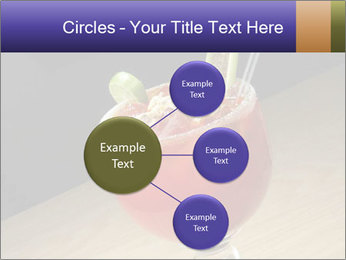 Cocktail drink PowerPoint Templates - Slide 79