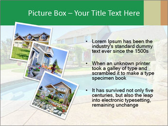 Luxury house PowerPoint Template - Slide 17