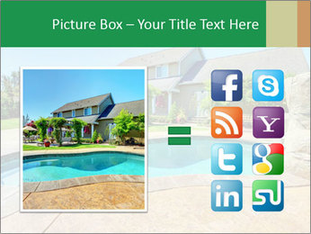 Luxury house PowerPoint Template - Slide 21