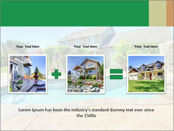 Luxury house PowerPoint Template - Slide 22