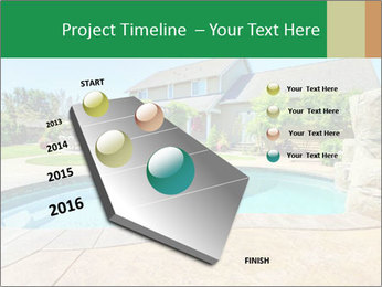 Luxury house PowerPoint Template - Slide 26
