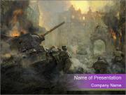 World War PowerPoint Templates