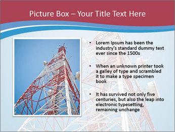 Antenna PowerPoint Templates - Slide 13