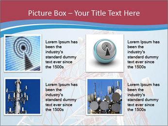 Antenna PowerPoint Templates - Slide 14