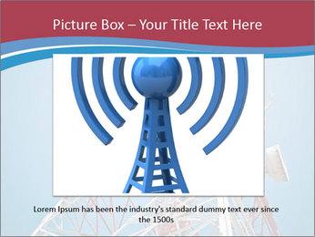 Antenna PowerPoint Templates - Slide 16