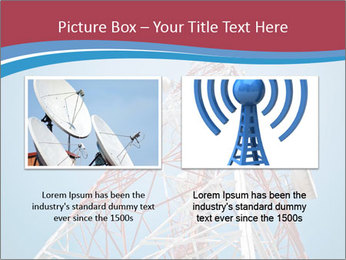 Antenna PowerPoint Template - Slide 18