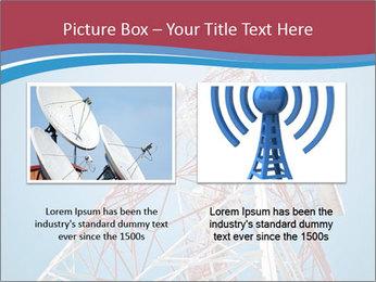 Antenna PowerPoint Templates - Slide 18