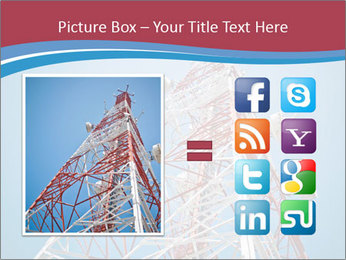 Antenna PowerPoint Template - Slide 21