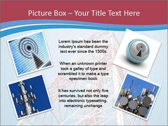 Antenna PowerPoint Templates - Slide 24