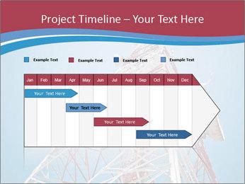 Antenna PowerPoint Templates - Slide 25
