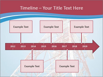 Antenna PowerPoint Template - Slide 28