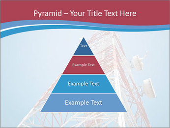 Antenna PowerPoint Template - Slide 30